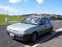 1996 Nissan Sentra Overview