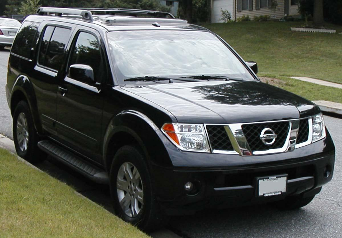 2007 Nissan Pathfinder SE - 2007 Nissan Pathfinder SE 4X4 ...