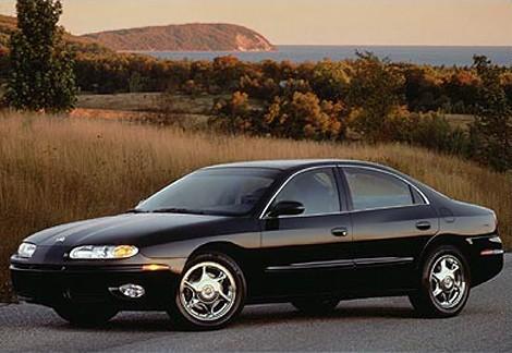 2001 Oldsmobile Aurora - Pictures - 45.7KB