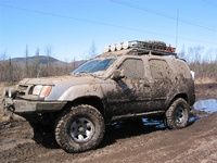 2001 Nissan Xterra XE V6 4WD picture, exterior