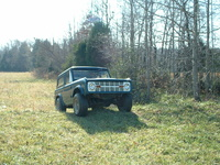 1973 Ford Bronco Overview