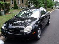 2000 Plymouth Neon 4 Dr LX Sedan picture, exterior