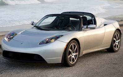 2009 Tesla Roadster Convertible picture