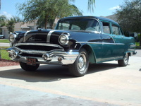 1956 Pontiac Chieftain Overview