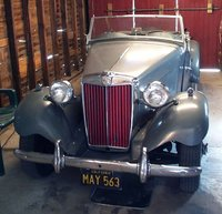 1951 MG TD Overview