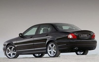 2002 Jaguar X-Type 3.0 picture, exterior