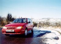 1998 Suzuki Swift Overview