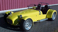 1971 Lotus Seven Overview
