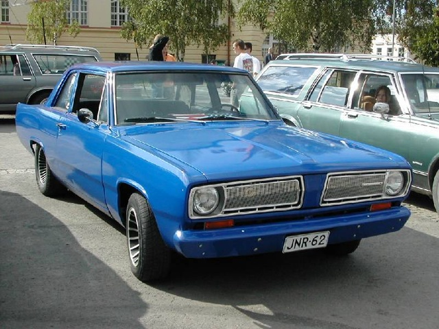 Picture of 1967 Plymouth Valiant, exterior