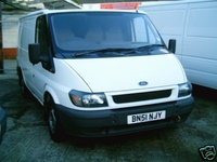 Picture of 2001 Ford Transit Cargo, exterior