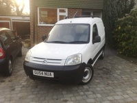 2004 Citroen Berlingo Overview