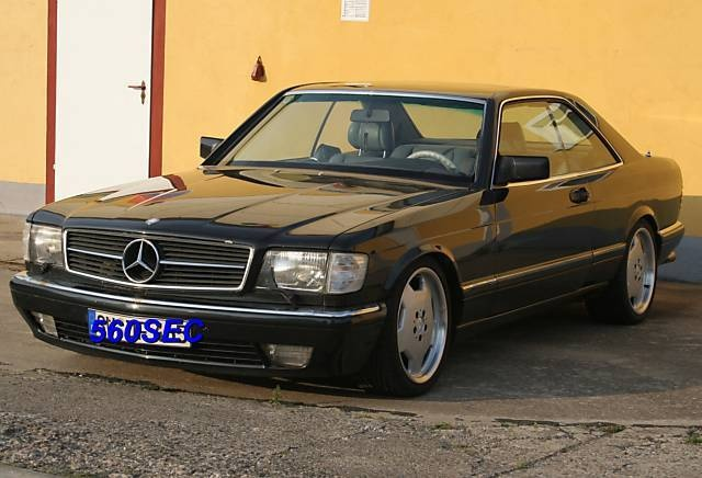 1990 Mercedes Benz 560 Class Pictures Cargurus