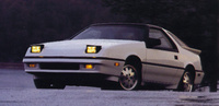 Picture of 1988 Dodge Daytona, exterior