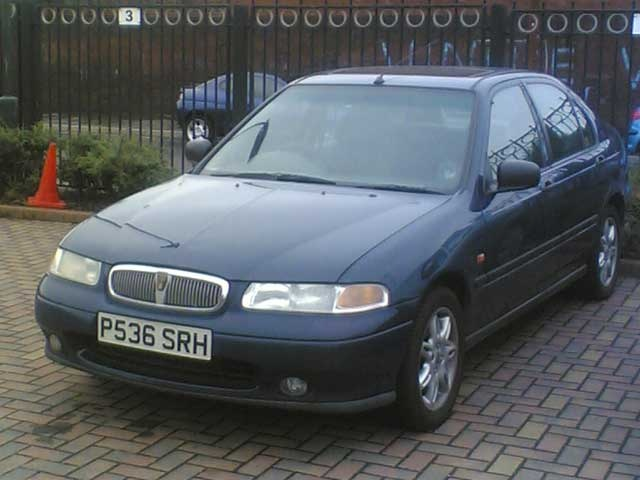 Picture of 1997 Rover 400, exterior, gallery_worthy