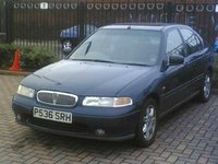 Picture of 1997 Rover 400, exterior