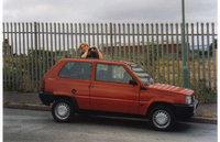 1993 Fiat Panda Overview