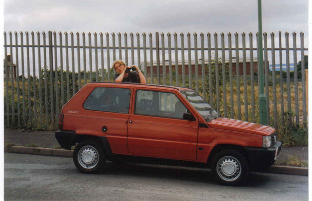 Picture of 1993 FIAT Panda