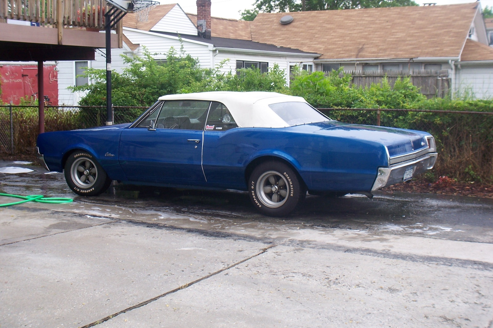 1967 Oldsmobile Cutlass picture, exterior