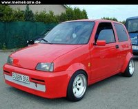 Picture of 1996 FIAT Cinquecento, gallery_worthy