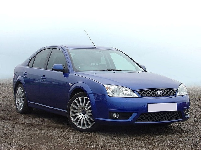 Picture of 2003 Ford Mondeo