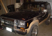 1988 Ford Bronco II picture, exterior