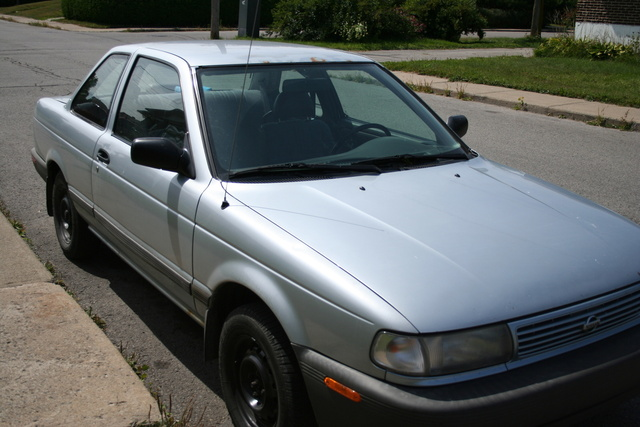 Picture of 1995 Nissan Sentra