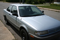 Picture of 1995 Nissan Sentra, exterior