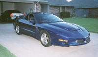 Picture of 1994 Pontiac Trans Am, exterior