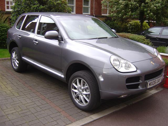 Picture of 2006 Porsche Cayenne S