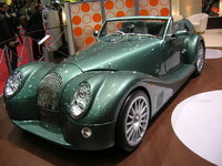 2006 Morgan Aero 8 Overview