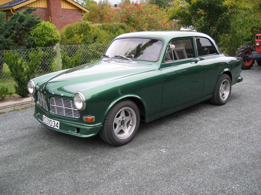 1969 Volvo 122 - Overview - CarGurus