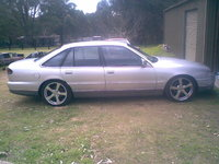 1997 Holden Calais Overview