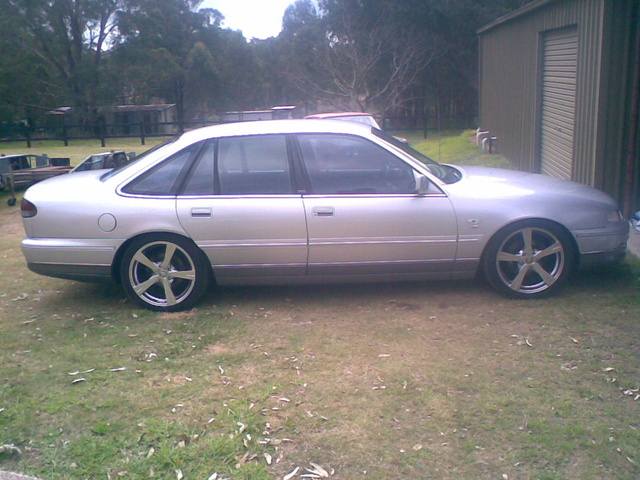 Picture of 1997 Holden Calais