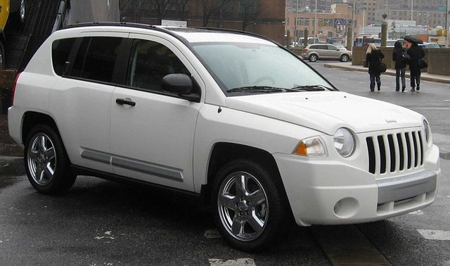 2009 Jeep Compass User Reviews