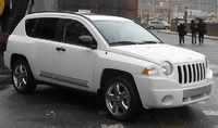 2009 Jeep Compass Overview