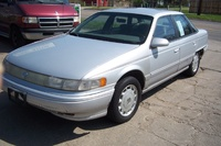 1995 Mercury Sable 4 Dr GS Sedan picture, exterior