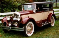 1926 Chrysler Imperial Overview