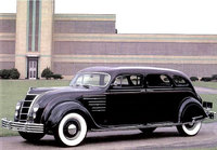 1934 Chrysler Imperial Overview