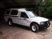 1993 Isuzu Pickup Overview