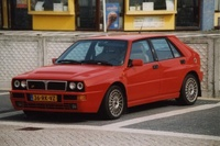 1988 Lancia Delta Overview
