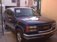 Picture of 1997 GMC Yukon SLT 4WD, exterior, gallery_worthy
