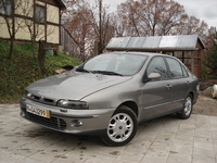 2001 FIAT Marea Overview