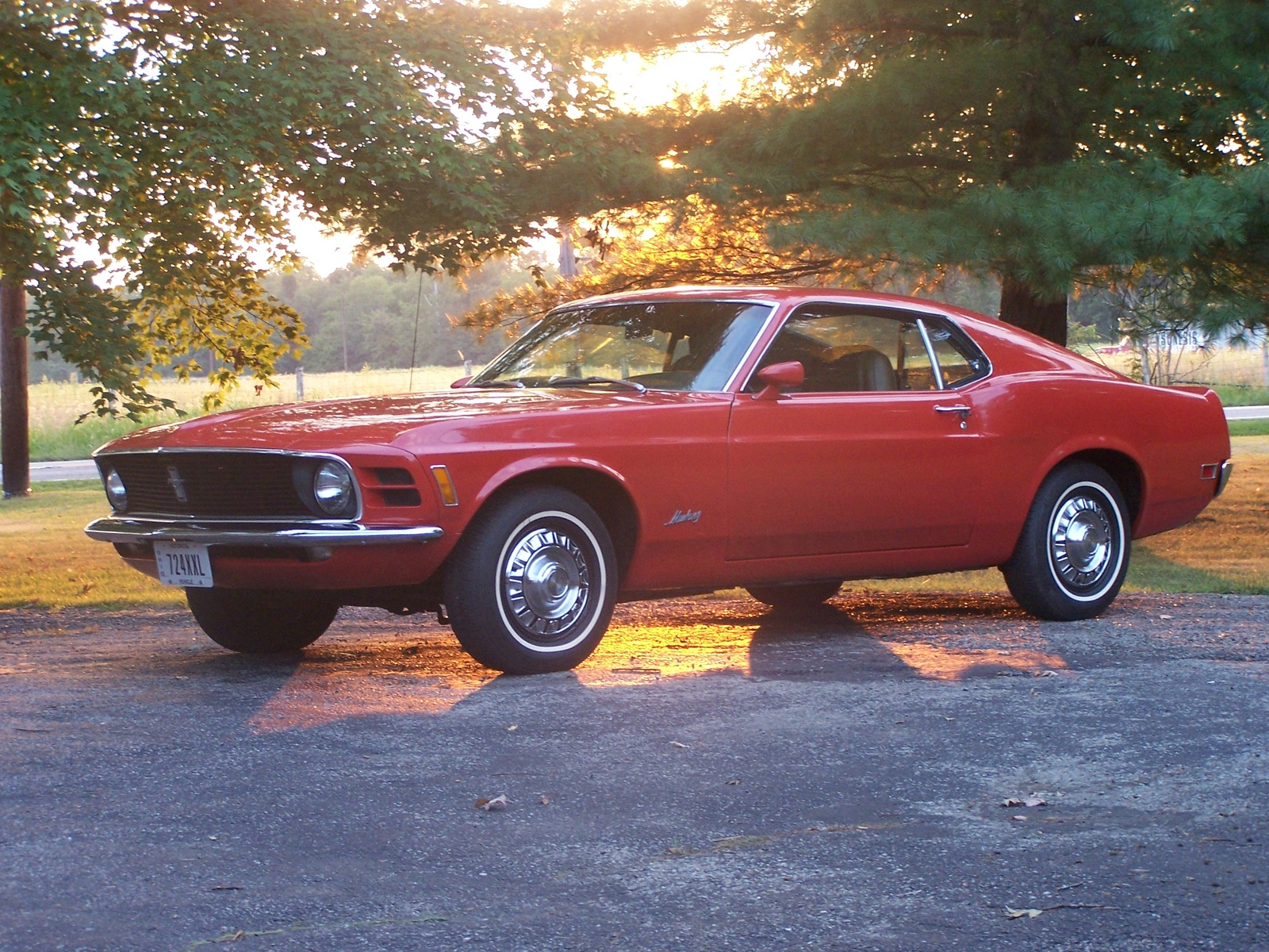 1970 Ford Mustang Base picture, exterior