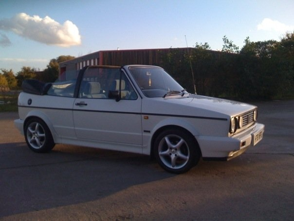 Picture of 1990 Volkswagen Cabriolet Base, exterior