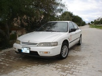 1994 Honda Accord DX, 1994 Honda Accord 4 Dr DX Sedan picture, exterior