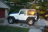 Picture of 1999 Jeep Wrangler Sport, exterior, gallery_worthy