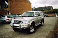 Picture of 2003 Mitsubishi L200, exterior