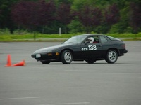 1988 Porsche 924 Overview