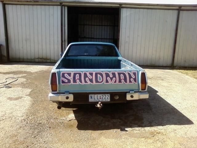 Picture of 1978 Holden Sandman, exterior, gallery_worthy