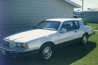 Picture of 1986 Mercury Cougar, exterior